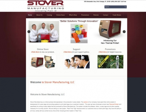 Stover Manufacturing
