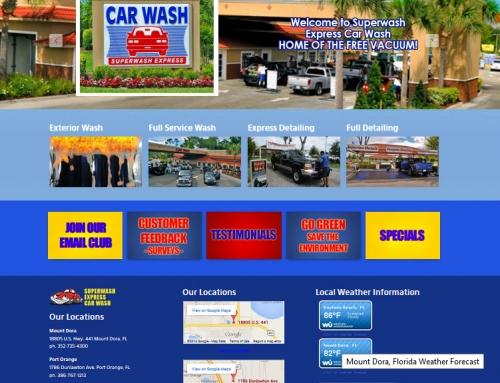 Superwash Express