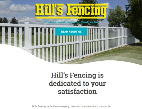 Hill Fencing